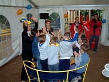 S otvorenja dječjeg igrališta u Parku 1. maja