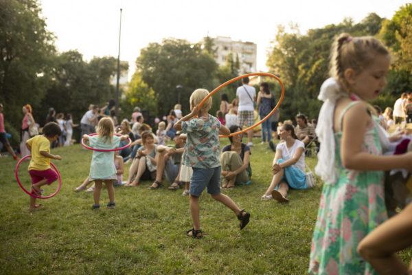 Festival Tobogan jedan od programa koji će s uređenjem Dječje kuće rasti
