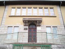 Uređenje fasada škole