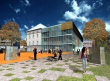 Vizualizacija novog Muzeja
