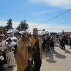 Pehinarska gospoda i kraljica i kralj Maškaranog Pehina