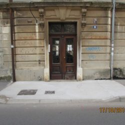Prilaz zgradi - Šetalište 13. divizije kbr 30