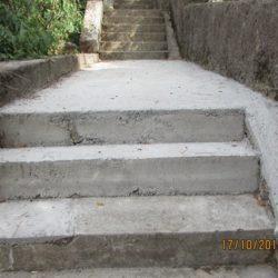 Stepenice - Šetalište 13. divizije kbr 31