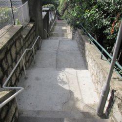 Stepenice - Šetalište 13. divizije kbr 61