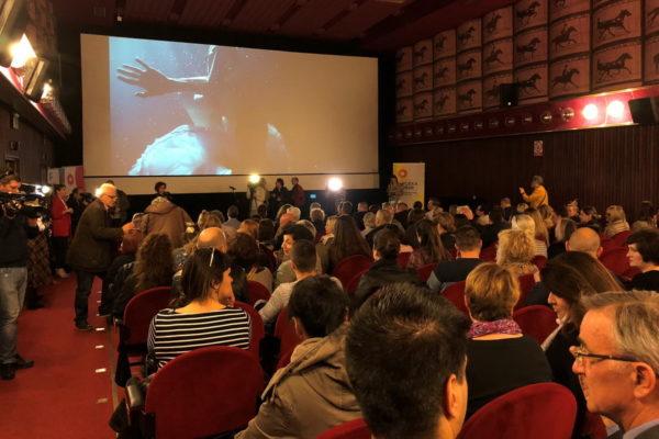 Hrvatska premijera spota u prepunoj dvorani Art kina