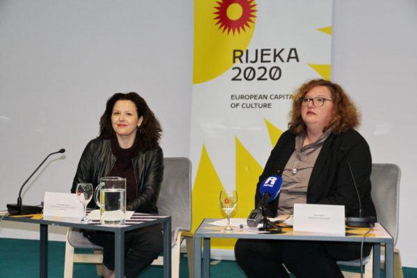 Irena Kregar-Šegota i Emina Višnić