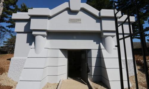 Predstavljanje obnovljene povijesne vodospreme Podvežica