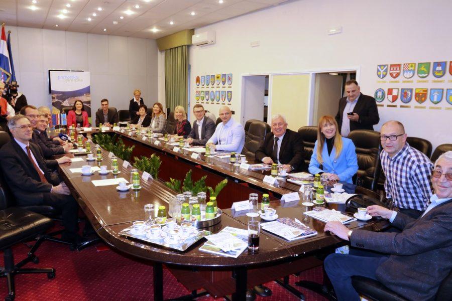 Prijem za delegaciju Čačka