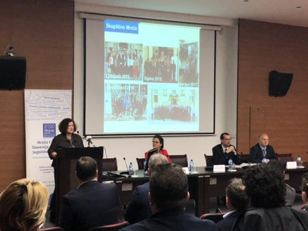Skupština mreže CIVINET Slovenija-Hrvatska-JIE u Tivtu (1)