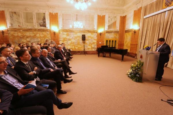 Ministar pomorstva, prometa i infrastrukture Oleg Butković