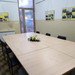 mala sala MO Podmurvice površine 21,21 m2