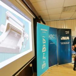 Prezentacija uređaja za transplantaciju kože