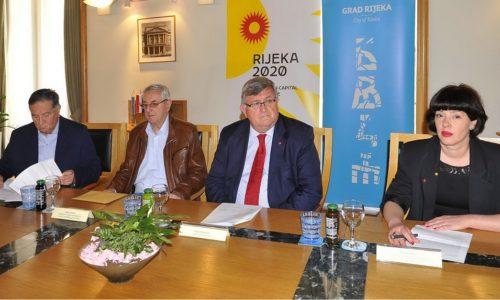 Najava programa proslave Dana oslobođenja Rijeke od fašizma