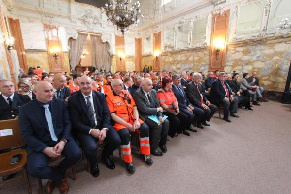 Svečana akademija u Guvernerovoj palači