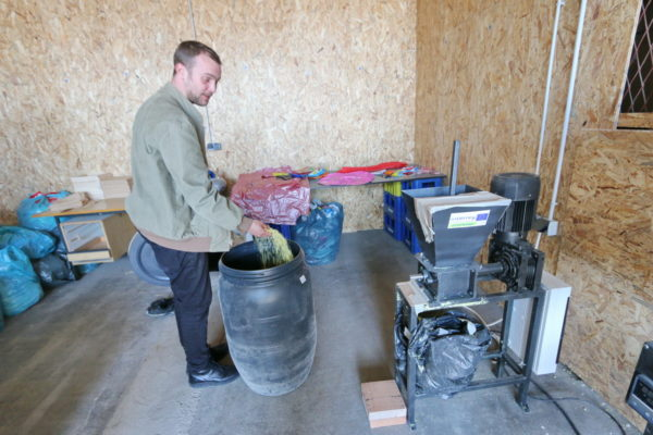 U sklopu projekta Grad Rijeka nabavio je 80-ak tisuća kuna vrijednu opremu za recikliranje plastike