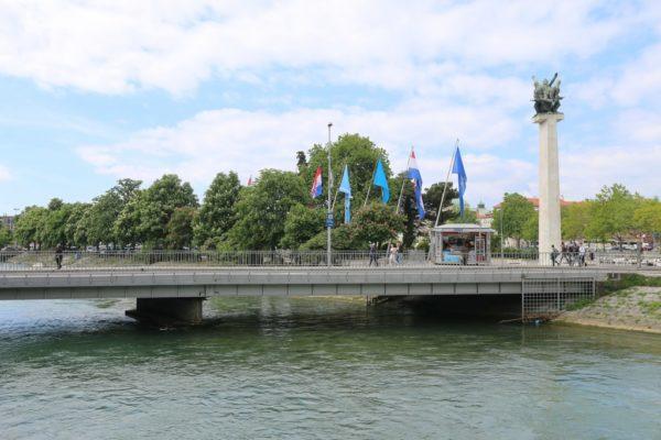 Spomenik oslobođenja Rijeke na Delti