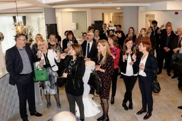 Otvorenju novih prostora u Zagradu prisustovao je i zamjenik riječkog gradonačelnika Nikola Ivaniš