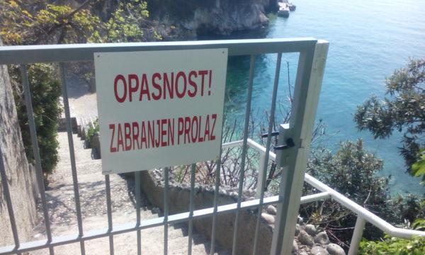 Zabranjen prolaz