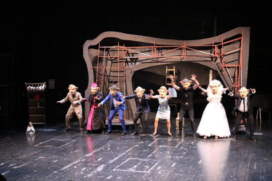 Šest likova traži autora Satiričkog kazališta Kerempuh