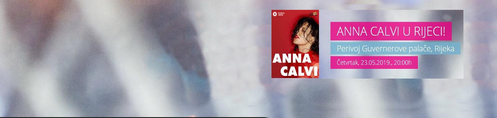 Ana Calvi u Rijeci
