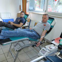 Dan vatrogasaca - darivanje krvi u Vatrogasnom domu Vežica