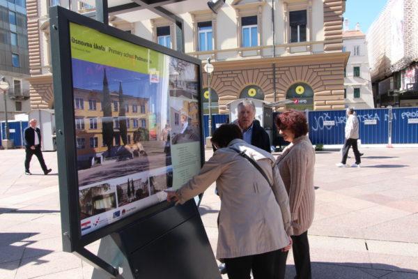 Izložba postavljena kako bi se građanima približila energetska obnova javnih objekata