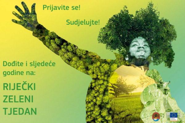 "Riječki zeleni tjedan dio je europske inicijative ""EU Green Week"""