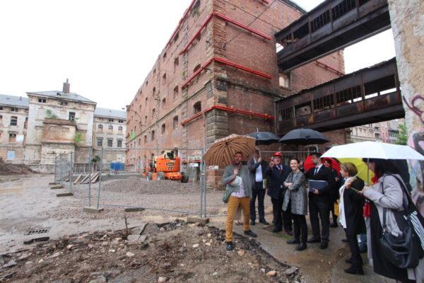 Nedavno su započeli radovi na uređenju Dječje kuće, javnih površina te prateće infrastrukture