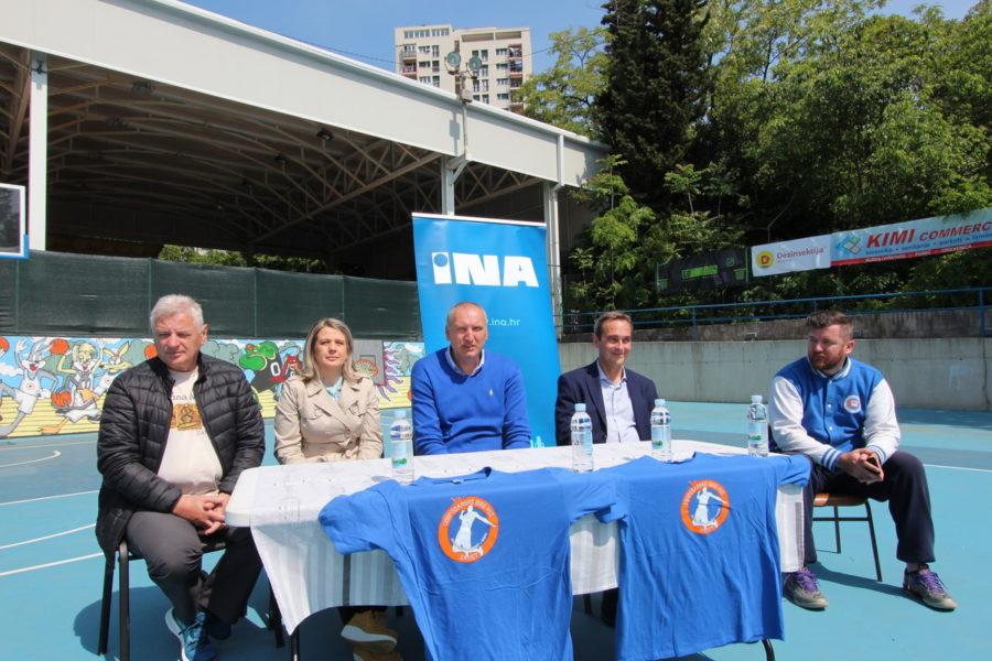 Najavljene druge gospodarske igre za obnovu košarkaškog igrališta