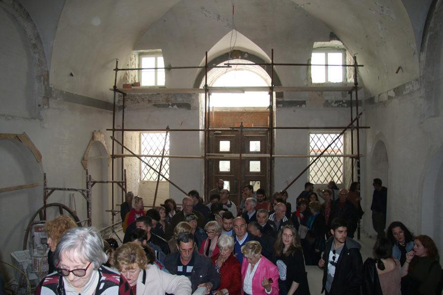 Obilazak Palače šećerane privukao brojne građane
