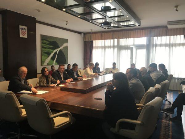 Održana je 11. sjednica Koordinacije Urbane aglomeracije Rijeka