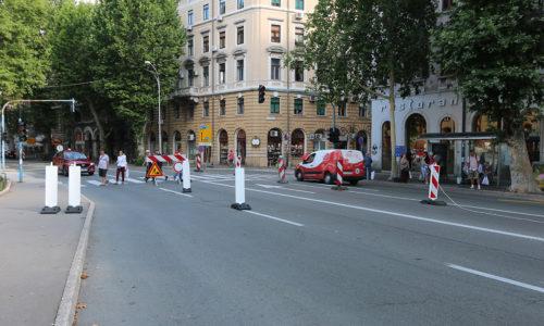 Krenuli radovi u Krešimirovoj ulici – na snazi privremena regulacija prometa
