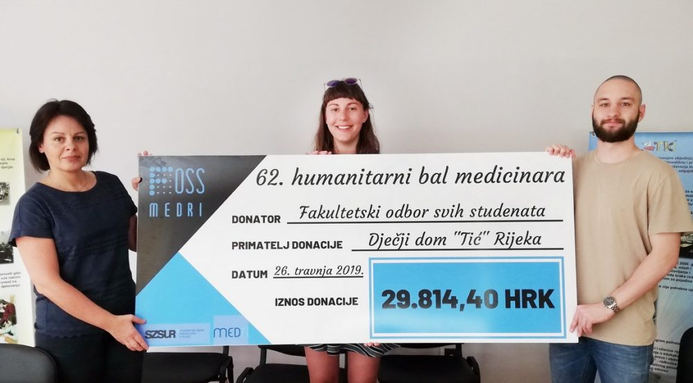 Donacija Humanitarnog bala medicinara