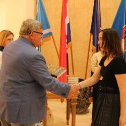 Gradonačelnik Obersnel primio učenike generacije riječkih osnovnih škola