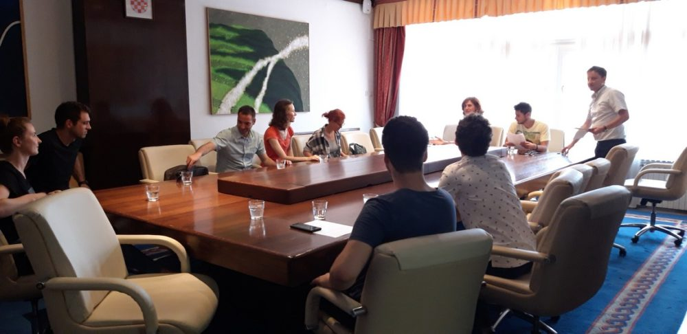 Konstituirajuća sjednica Savjeta mladih Grada Rijeke