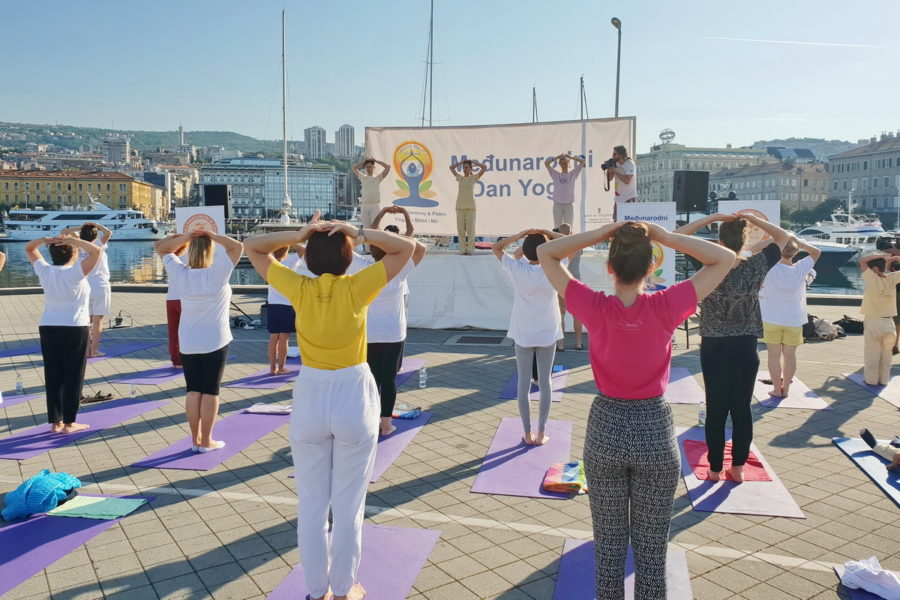 Međunarodni dan joge 2019