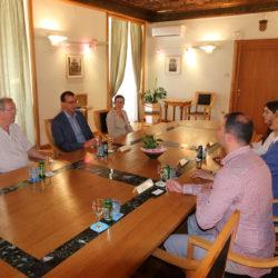 Održan prijem za delegaciju crnogorske općine Kolašin