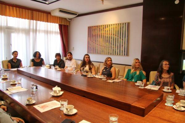 Okrugli stol organiziran je s ciljem promocije politike jednakih mogućnosti pri zapošljavanju osoba sa psihosocijalnim invaliditetom
