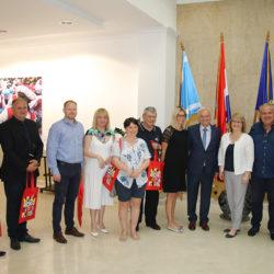 Primljeni predstavnici gradova prijatelja Estea, Novog Sada i Pečuha