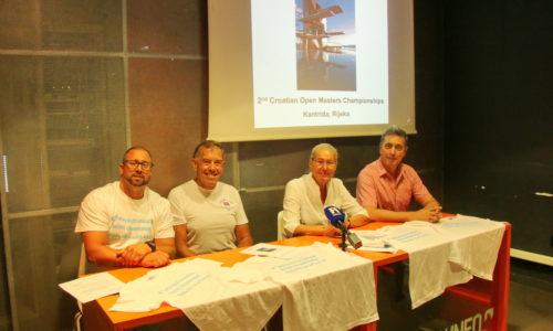 Drugo otvoreno međunarodno Master prvenstvo u skokovima u vodu