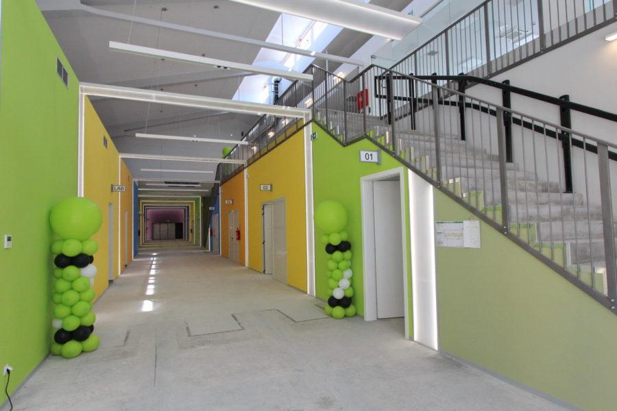 Završeni građevinski radovi na novom riječkom poduzetničkom inkubatoru