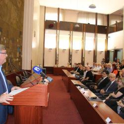 Održana komemoracija za akademika Petra Strčića