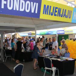 """Održani """"Dani otvorenih vrata EU fondova"""" na Korzu"""