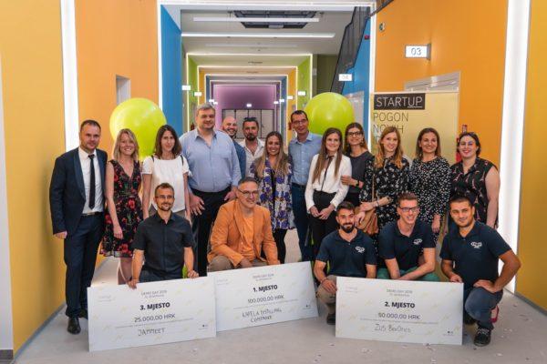 Pobjednici 10. generacije Start-up inkubatora Rijeka