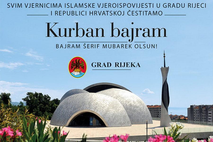 Čestitka Kurban bajram