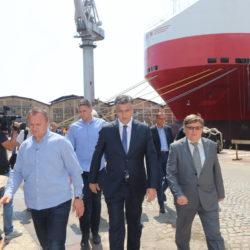 Održan sastanak premijera Plenkovića s predstavnicima 3. maja