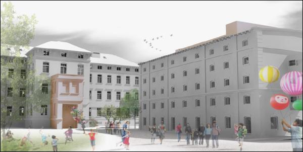 Simulacija - Gradska knjižnica Rijeka i Dječja kuća