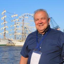 Zamjenik gradonačelnika Ivaniš na regati Hanse Sail