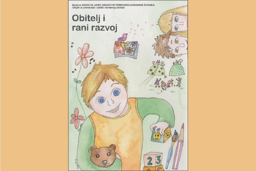 "Predstavljen priručnik ""Vodič za obitelj i rani razvoj"" za mlade roditelje"