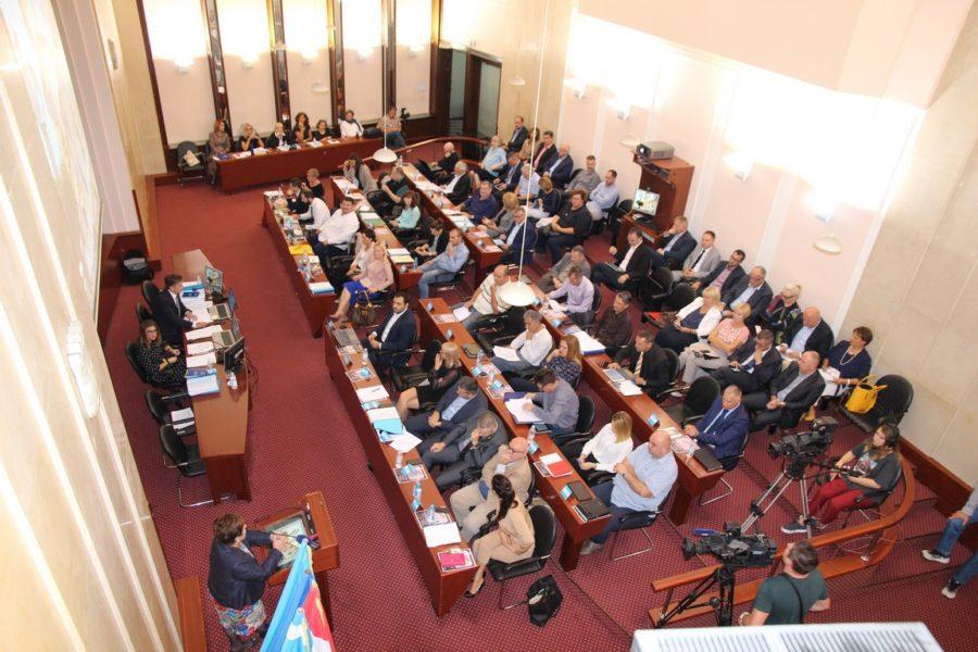 20. sjednica Gradskog vijeća